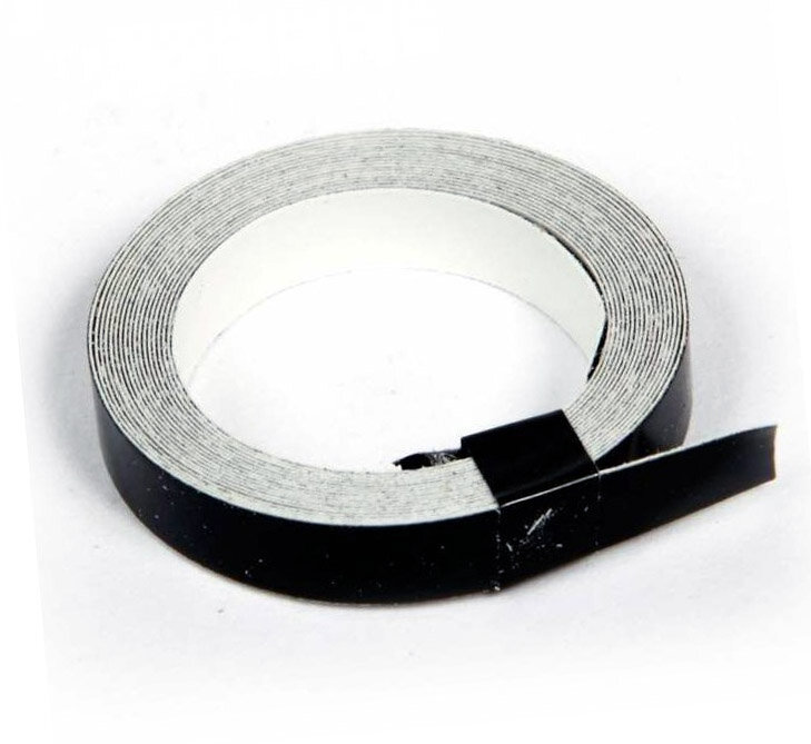 Скотч для оперения Range-O-Matic Spin Wing Wrapping Tape Black купить по низкой цене